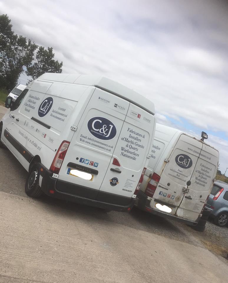 C&J Vans