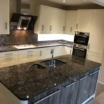 C&J Gallery Ferrato Granite worktops