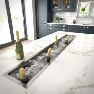 1810 Sink Trough Ice